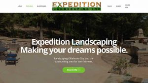 Expedition Landscaping screenshot