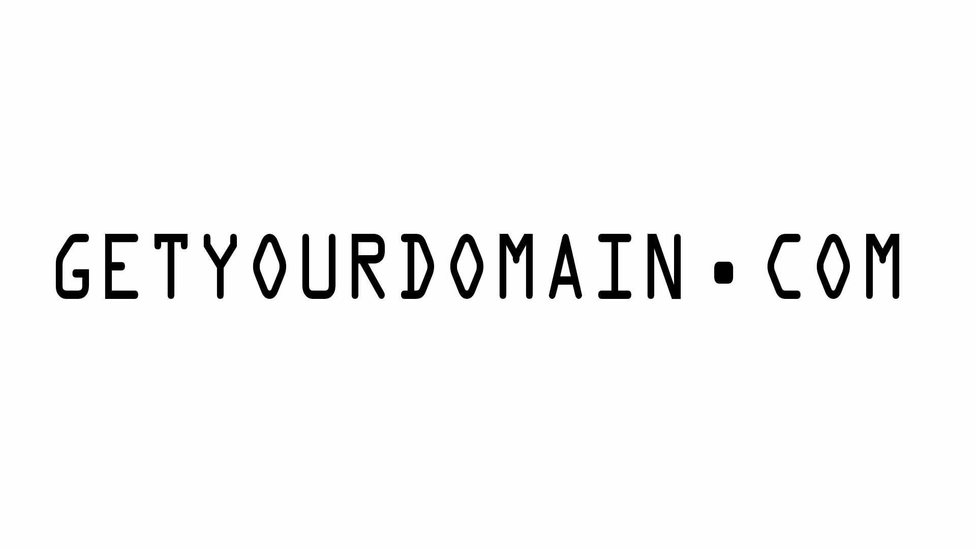 Claim your domain