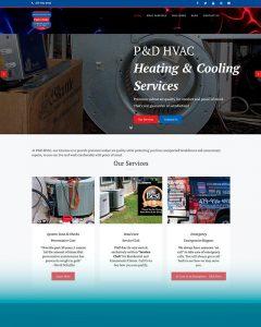 P&D HVAC Services