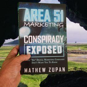 Area 51 Marketing Book