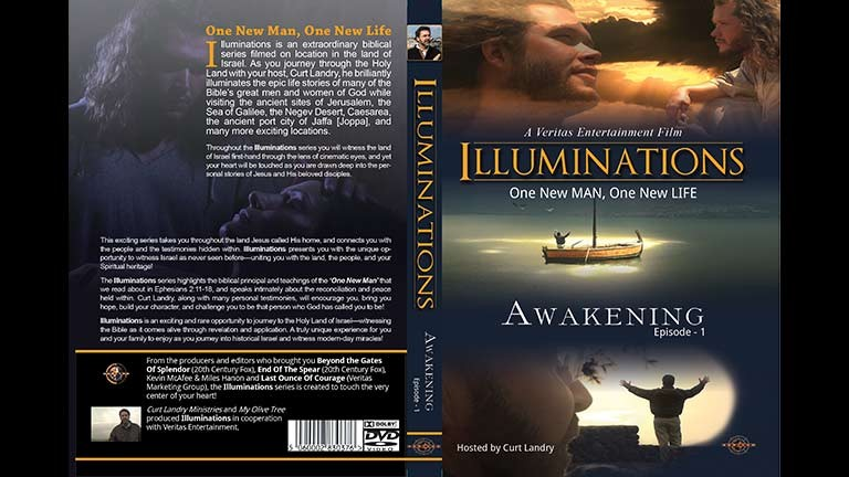 Illuminations DVD Cover Design