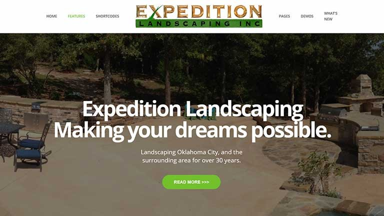 Expedition Landscaping of Oklahoma
